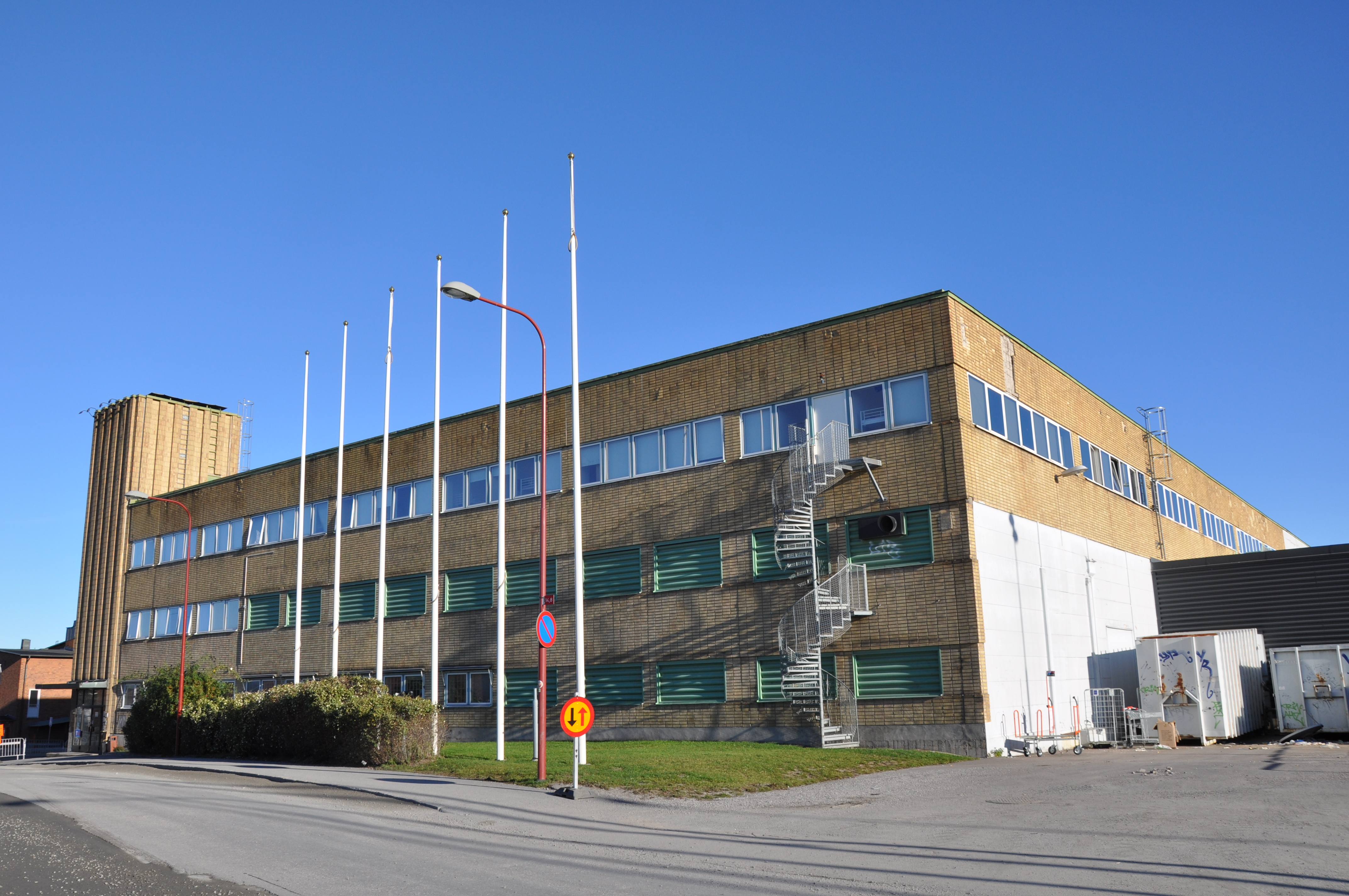 Bromma Industrial Conversion
